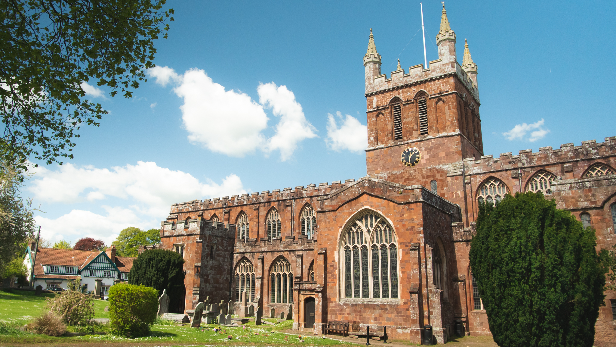 St Boniface Church, Crediton