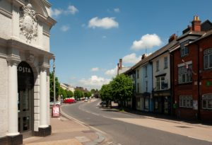 Cullompton High Street