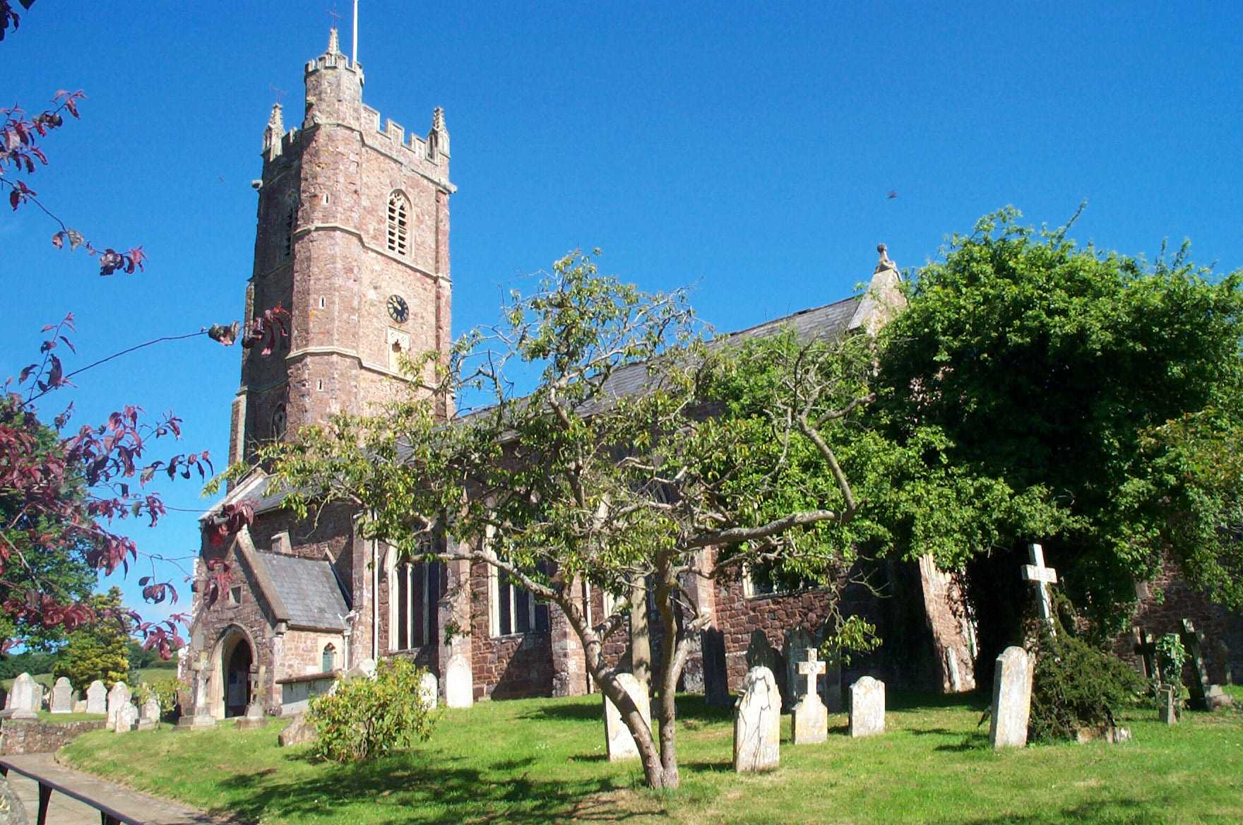 St Disens Church, Bradninch