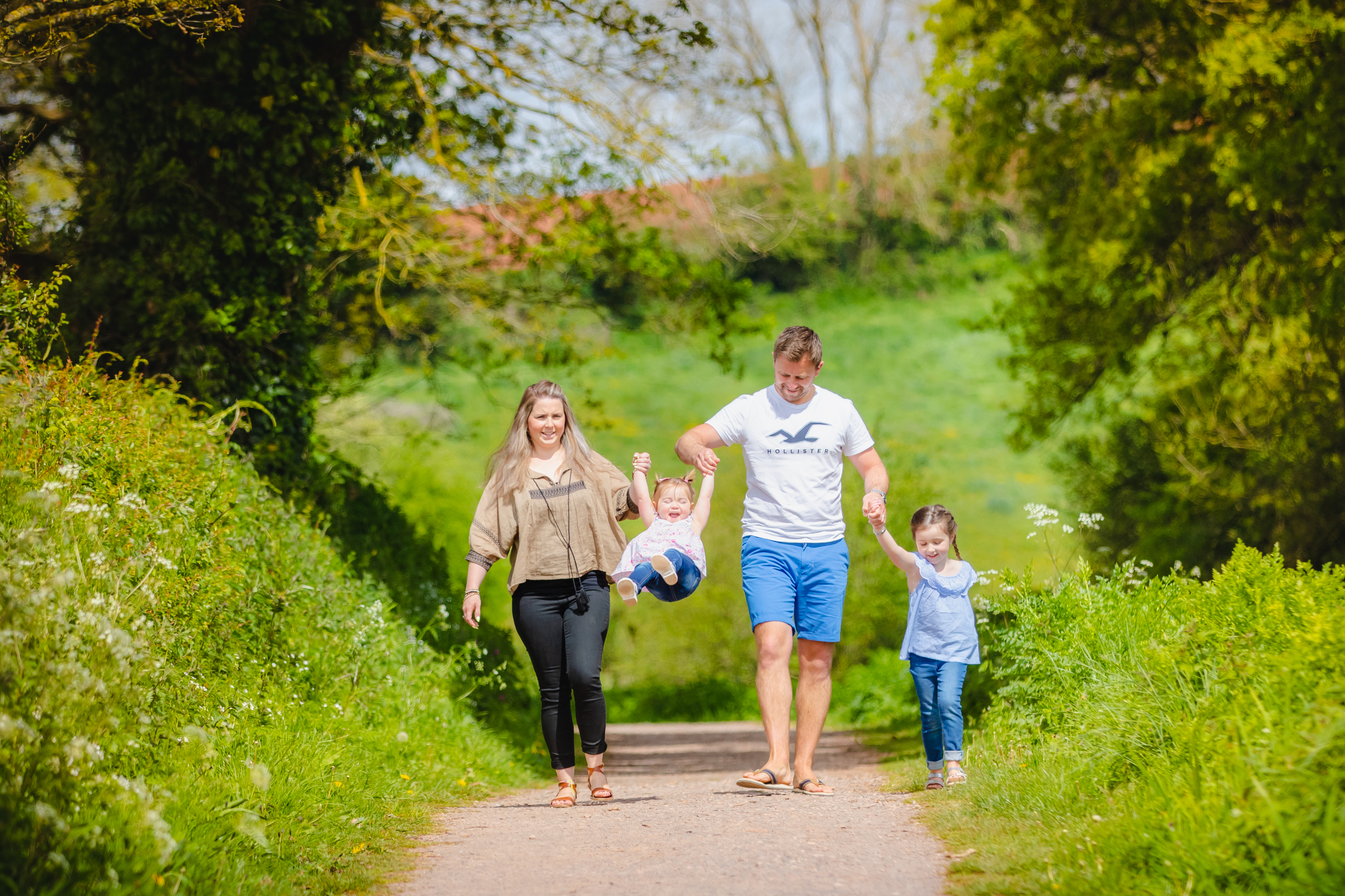 Canal Family walk