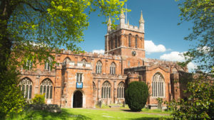 Crediton Church