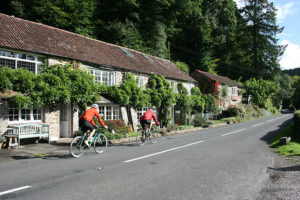 Cycling in Oakford