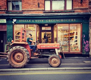 Diggle and Sons' Greengrocers