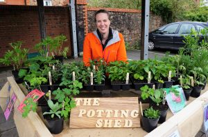 The Potting Shed