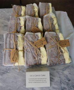 Vic's carrot cake