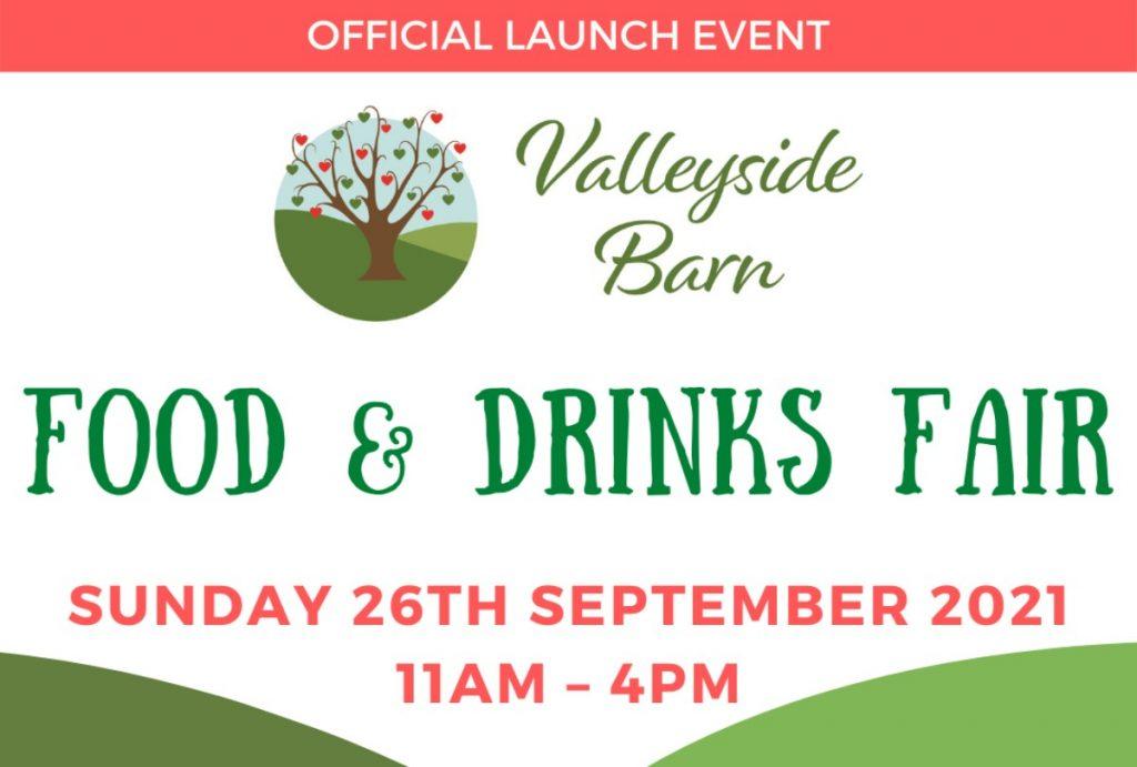 Valleyside Barn Food and Drinks Fair