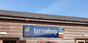 Halberton Court Farm Shop