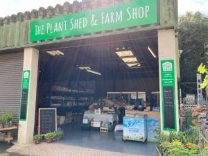 The Plant Shed and Farm Shop - Eggesford